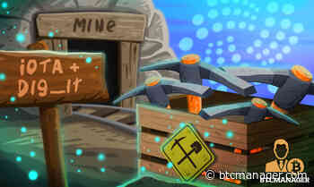 IOTA (MIOTA) Joins Dig_it Project to Develop a Sustainable Mining Ecosystem - BTCMANAGER