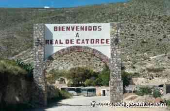 Vanegas, Catorce, Charcas, Santo Domingo y Tanquián, municipios de la esperanza - Código San Luis
