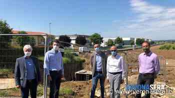 Lavori sul torrente Novare per mettere fine agli allagamenti a Parona - Verona Sera