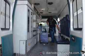Franca (SP) testa higienização ultravioleta após experiência feita no Metrô de São Paulo - Adamo Bazani