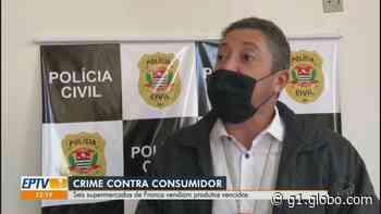 Operação contra produtos vencidos e preços abusivos autua 6 supermercados em Franca, SP - G1