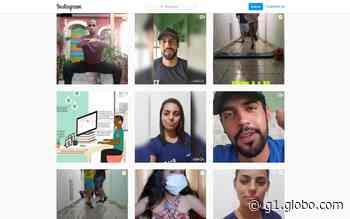 Ginástica em casa: Professores de educação física de Franca, SP, dão aulas gratuitas pela internet - G1
