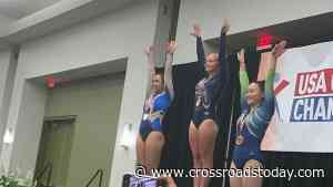 Victoria Gymagic Reopens For Gymnastics - Crossroads Today