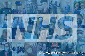 Our Gymnastics NHS Heroes - British Gymnastics