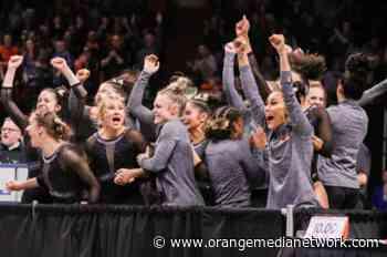 Wednesday Win: Oregon State Gymnastics pulls historic upset over Oklahoma (2012) - The Daily Barometer