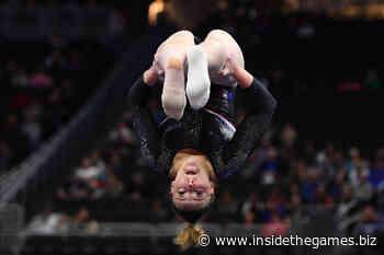 International Gymnastics Federation signs rights deal with Eurovision Sport - Insidethegames.biz