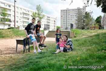 Confinement - À Vichy et à Cusset (Allier) pour les familles en HLM, le nombre et l'espace ont leur importance - La Montagne