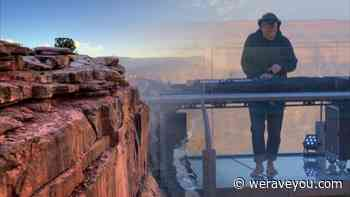 Kaskade becomes first DJ to perform at Grand Canyon [Video] - We Rave You