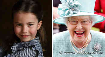 Charlotte's cheeky phone call to the Queen - New Idea