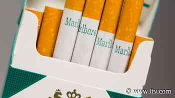 Bath and North East Somerset Council welcomes Government ban on menthol cigarettes - ITV News