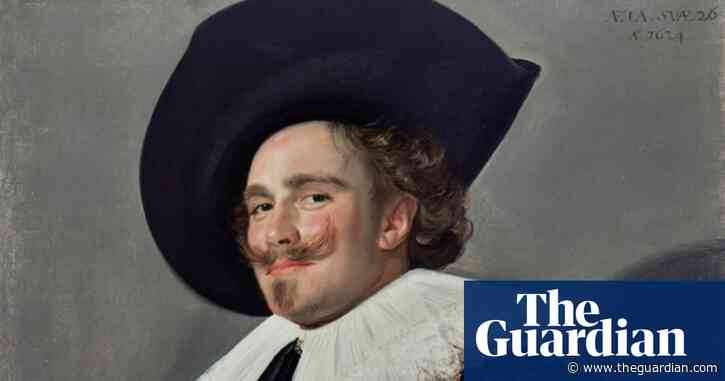 What is the Laughing Cavalier not wearing? The great British art quiz
