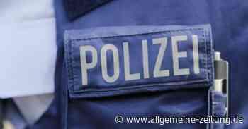 Jugendlicher in Hofheim wird Opfer einer räuberischen Erpressung - Allgemeine Zeitung