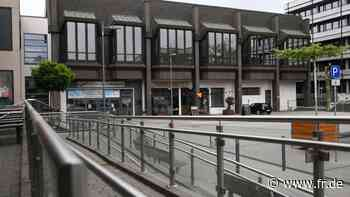 Neue Fassade für die Hofheimer Stadthalle - fr.de