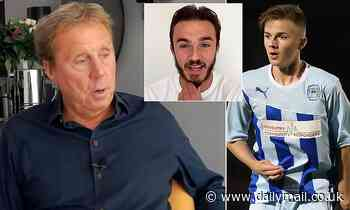 Harry Redknapp tells Leicester star James Maddison he first spotted his talent at Coventry reserves