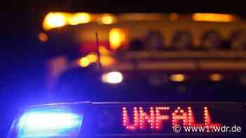 Drei Schwerverletzte bei Unfall in Wachtendonk - WDR Nachrichten