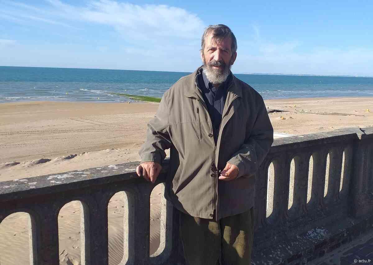 A Dives-sur-Mer, Alain Terrail prépare son premier recueil de poésies - Normandie Actu