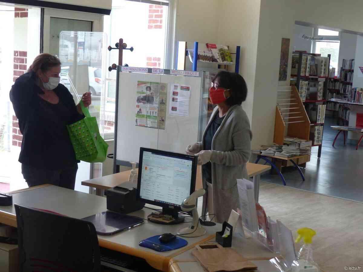 Dives-sur-Mer : Le service « Bibli à emporter » est actif à la médiathèque - Normandie Actu