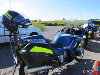 Près de Meaux : un motard décède dans un accident avec une camionette - actu.fr