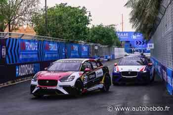 La Jaguar i-Pace eTrophy s'arrête au bout de deux saisons - AUTOhebdo.fr
