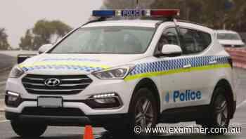 Police car hits pedestrian in Beaconsfield - Tasmania Examiner