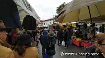 Riparte in sicurezza il mercato di Forte dei Marmi - Luccaindiretta - LuccaInDiretta