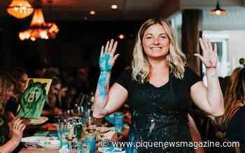 Paint night moves online - Pique Newsmagazine