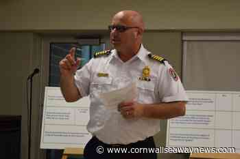 Chief Voisine offered new position in Clarence-Rockland - Cornwall Seaway News