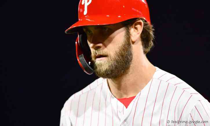 Bryce Harper falls to No. 4 pick in Keith Law's 2010 redraft