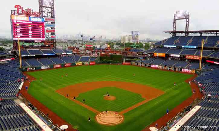 If a season happens, Phillies  most likely to hold spring training in Philadelphia