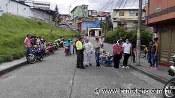 Un adulto mayor fue atropellado en el barrio Linares - BC NOTICIAS - BC Noticias