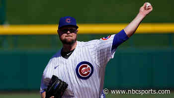 Why Lester would 'love to be a Chicago Cub' for rest of career - NBCSports.com