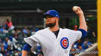Jon Lester's soccer career and other things to know about Cubs left-hander - Yahoo Sports