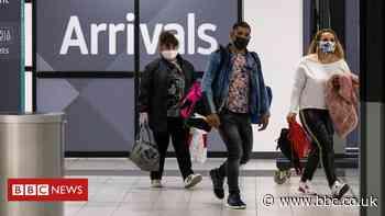 Coronavirus: UK arrivals could face £1,000 fines if they break quarantine