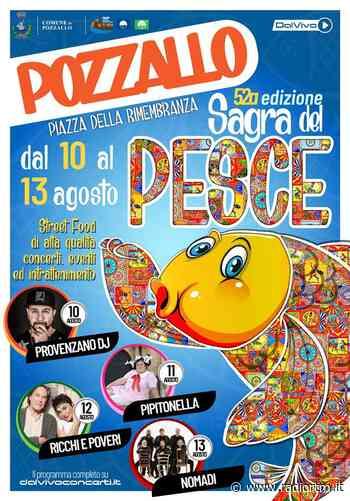 Covid. Salta la Sagra del Pesce a Pozzallo - Radio RTM Modica - Radio RTM Modica
