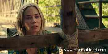 Emily Blunt And John Krasinski Joke About Wild Alternate Titles To A Quiet Place Movies - CinemaBlend