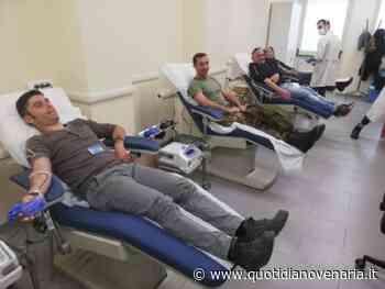 VENARIA - Venerdì 22 nuova donazione di sangue nella sede dell'Avis - QV QuotidianoVenariese