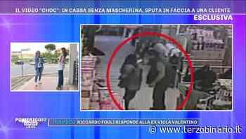 """""""Mi ha sputato addosso"""": la denuncia di una donna di Cerveteri dalla D'Urso - TerzoBinario.it"""