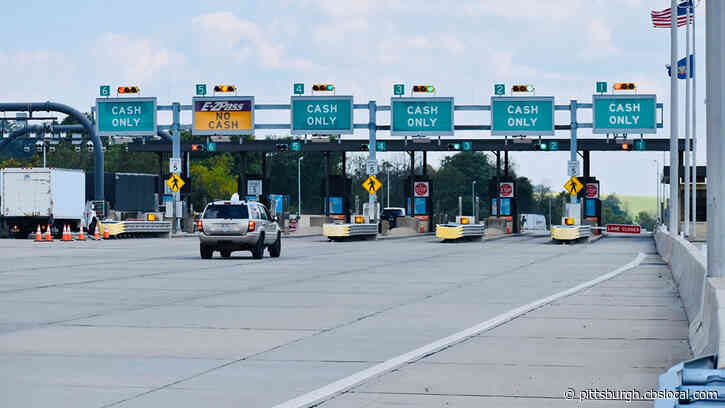 Pennsylvania Turnpike Commission Reminding Holiday Travelers To Focus On Road Safety