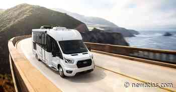 Leisure Vans Ford motorhome packs AWD and multi-use Murphy lounge - New Atlas