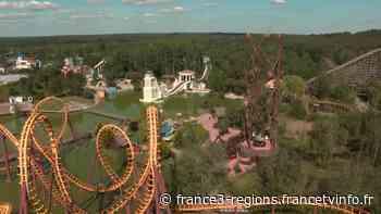 A Plailly, le parc Astérix profite du confinement pour se refaire une beauté en attendant sa réouverture - France 3 Régions