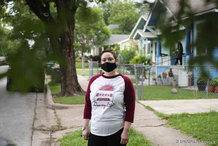 They lost their jobs and insurance in the pandemic. Now they're slipping through Texas' health care safety net.
