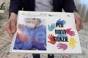 """Cotignola: l'asilo realizza il libro """"Per dirvi grazie"""" dedicato a medici, infermieri e farmacisti - Ravennawebtv.it"""