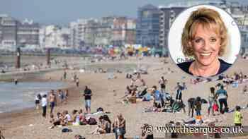 Coronavirus: Dame Esther tells OAPs to holiday in Brighton