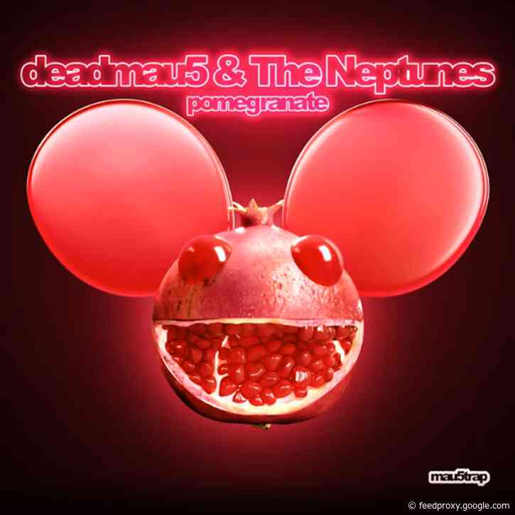 """Deadmau5 and the Neptunes Team Up on New Single """"Pomegranate"""""""