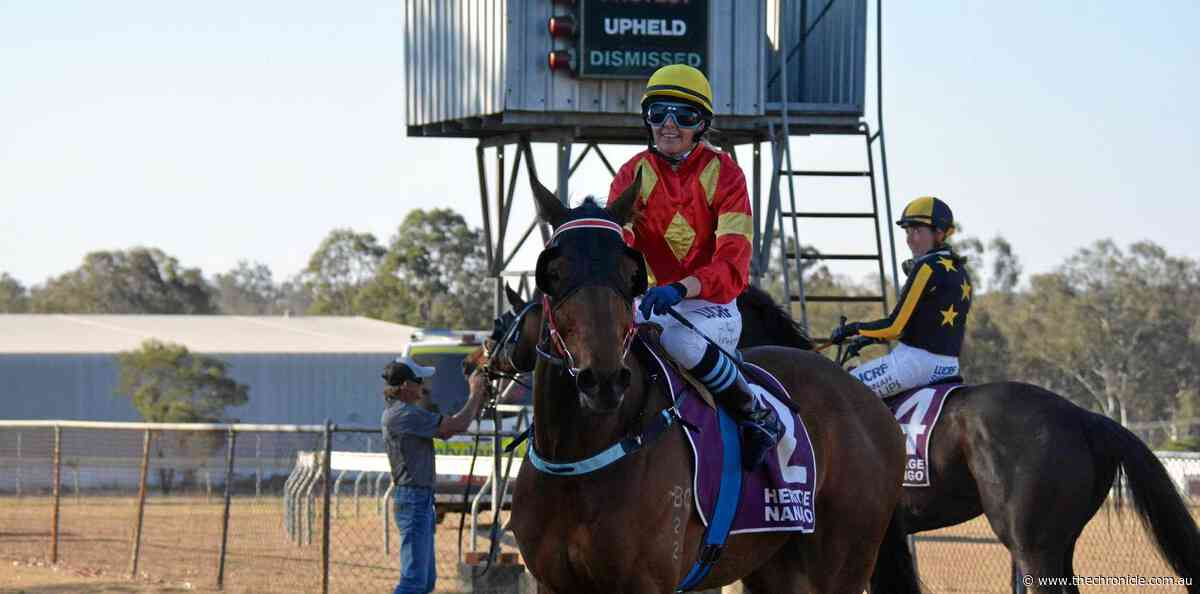 Townsend looks to continue to hot form at Dalby - Chronicle