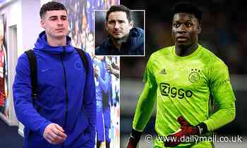 Chelsea keeper Kepa Arrizabalaga 'wanted on loan by Valencia' after being dropped by Frank Lampard