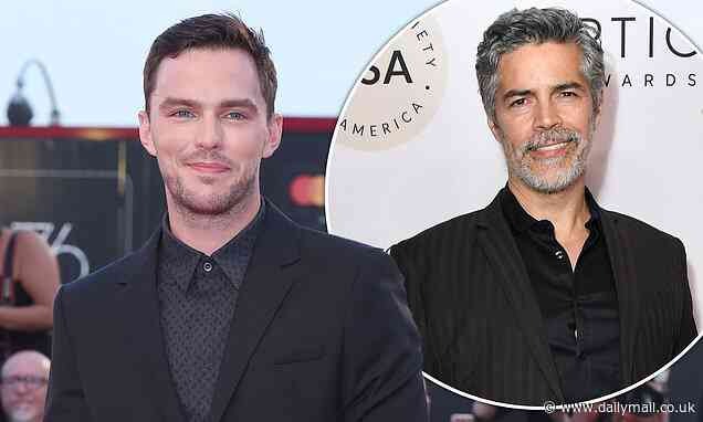 Nicholas Hoult drops out of Mission Impossible 7 and is replaced by Esai Morales - Daily Mail