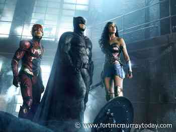 'Snyder Cut' of 'Justice League' gets 2021 release - Fort McMurray Today