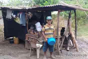 Evalúan alternativas para octogenario que vive solo en Guararé - Día a día
