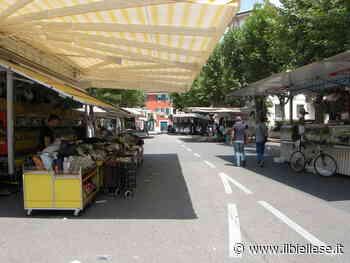 Domani il mercato di Cossato riapre senza coda - ilbiellese.it